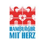 Logo Hamburger mit Herz